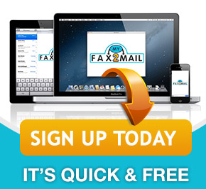 Free Fax to Email Number Sign Up